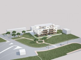 Rif. 1032 Nuovo appartamento con giardino privato a Vigonovo