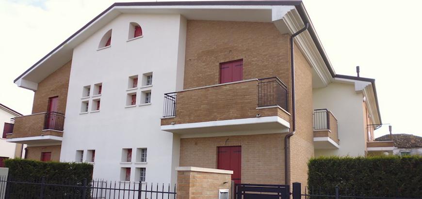 Rif. 1006 Fossò centro Villa in quadrifamiliare