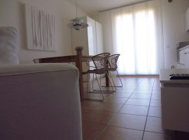 Appartamento con giardino a Perarolo
