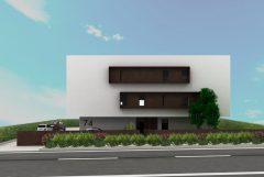 Rif. 1094 Nuovo Appartamento con ingresso e giardino indipendenti a Villatora