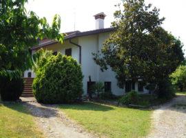 Rif. 1122 Villa singola con parco piantumato a Vigonovo