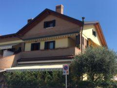 Appartamento con ingresso indipendente a Calcroci di Camponogara