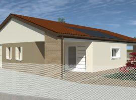 Rif. 1192 Villa singola disposta su un piano