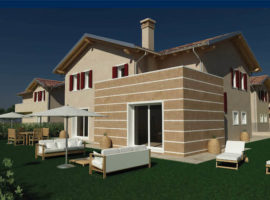Rif. 1222 Lotto edificabile per villa a Camponogara