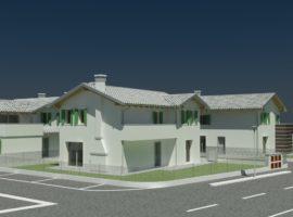 Rif. 1220 Lotto edificabile per villa a Camponogara