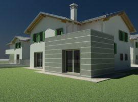 Rif. 1221 Lotto edificabile per villa a Camponogara