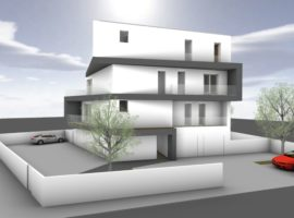 Rif. 1218 Nuovo Appartamento con terrazza solarium a Fiesso d'Artico