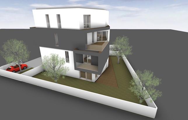 Rif. 1217 Nuovo Appartamento con ingresso e giardino indipendente a Fiesso d'Artico